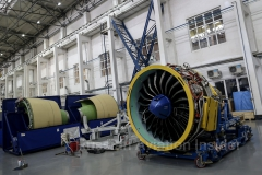Engines for the aircraft