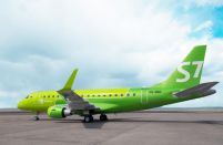S7 Airlines orders Embraer E170 simulator