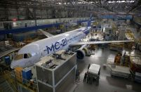 Second MC-21 flying prototype to be powered up in October