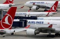 Turkish Airlines reports passenger traffic surge from Russia