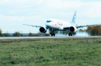MC-21 prototype completes first flight from Zhukovsky