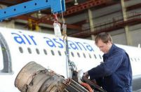 Air Astana receives EASA Part 145 approval