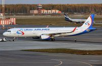Ural Airlines reports passenger traffic growth