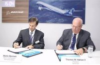 Somon Air to receive single Boeing 787 in 2018