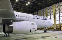 Engineering Holding to paint Air Astana aircraft