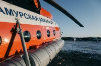 Four Mi-8 helicopters delivered to Russian provinces