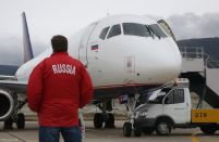 Superjet 100 to get Russian-made fire protection system