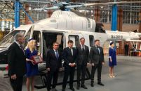 Russian Helicopter Systems receives fifth Ansat medevac rotorcraft