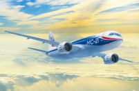 MC-21 flight tests moved to end of 2016