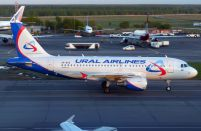 Ural Airlines adds to fleet with an Airbus A320