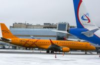 Saratov Airlines open Embraer E195 line station at Domodedovo
