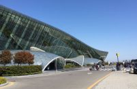 Azeri capital's airport served almost 900,000 passengers in 1Q 2018