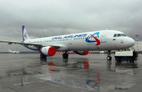 Ural Airlines' all-Airbus fleet grows to 45 aircraft