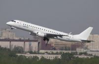 Pegas Fly becomes Russia's third E-Jet operator