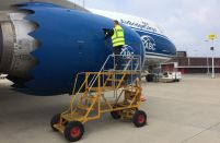 Russian MRO provider qualifies as a third-party servicing facility in Belgium