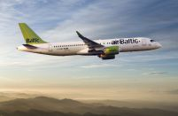 Latvia's airBaltic to increase its CS300 fleet to 80 aircraft