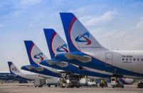 Russian airlines see traffic climb 12.4 per cent in four months