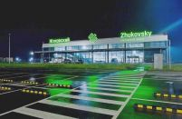 Traffic through Russia's Zhukovsky soars by 390 per cent in June