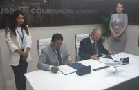 Peruvian airline signs LoI for 20 Russian SSJ100 and MC-21 aircraft