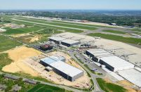 Russia's leading airfreight group and Liège airport to build Belgian cargo hub