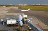 Ukraine's second biggest airport's traffic surged by 54.9 per cent in August