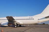 New Ukrainian airline commences its first commercial flight