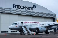 Lufthansa group chooses FL Technics for 28 Airbus A320s support