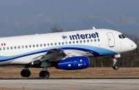 Sukhoi offers to upgrade the Superjet fleet of Mexico's Interjet with extra seating and winglets