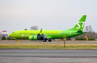 Russia's first Boeing 737MAX is delivered