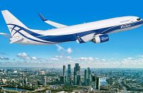 Russia's Atran to lease two Boeing 737-800 freighters