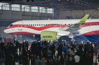 airBaltic dedicates special A220-300 livery to the centenary of Latvia