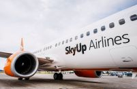 Ukraine's SkyUp takes on three aircraft as it targets EU destinations