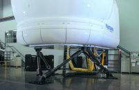Russia's S7 Airlines' Embraer flight simulator receives EASA qualification