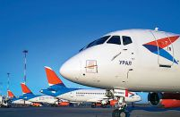 INSIGHT: Russia's Azimuth Airlines enthralled by its Superjets
