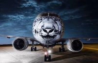 Air Astana is the world's second operator of the Embraer E190-E2