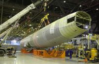 MC-21's fuselage is delivered to TsAGI for endurance tests