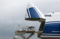 Top-20 Russian airports by cargo traffic