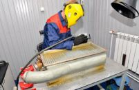 TAT Technologies and Engineering Holding join forces for heat exchanger repair facility