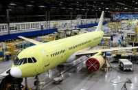 PHOTO: Irkut rolls out its third flying prototype of the MC-21