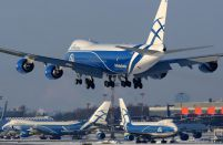 Russia's AirBridgeCargo volumes grew by two per cent in 2018