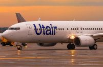 Russia's Utair flew close to eight million passengers last year