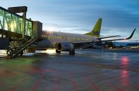 airBaltic served a record number of passengers in 2018 after another double-digit improvement