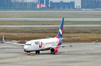 A second B737-900 enters service for Russia's Azur Air
