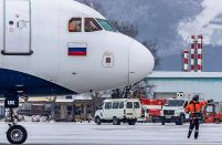 Russian airlines' passenger numbers projected to grow by 10% this year