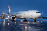 Lithuania's GetJet takes delivery of its first widebody