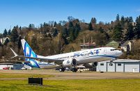 Two Boeing 737 MAX 9s for Kazakhstan's SCAT Airlines in May