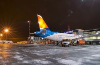 Russia's Azimuth Airlines hopes to double its traffic in 2019