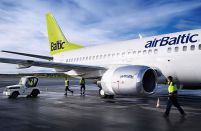 airBaltic to phase out its Boeing 737 fleet this year