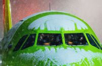 S7 Airlines' domestic traffic growth continues to slow down