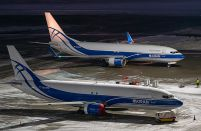 Atran introduces Russia's first Boeing 737-800BCF